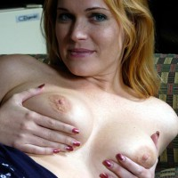 Red Head - Freckles, Nipples, Redhead