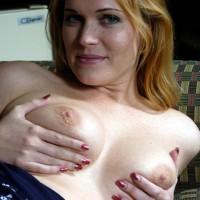 Red Head - Freckles, Nipples, Redhead