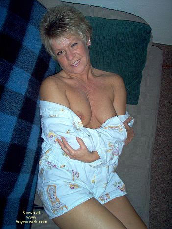 Pic #4 - Angelique In Pj'S