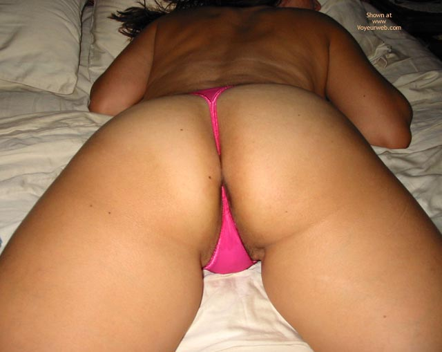 Pic #5 - Miss G'S Meaty Ass In Pink