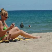 South Florida Public Beach