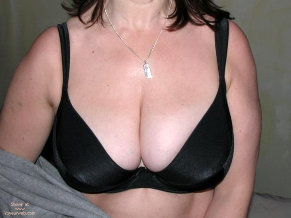 Pic #2 - 1st Time For Busty Wife