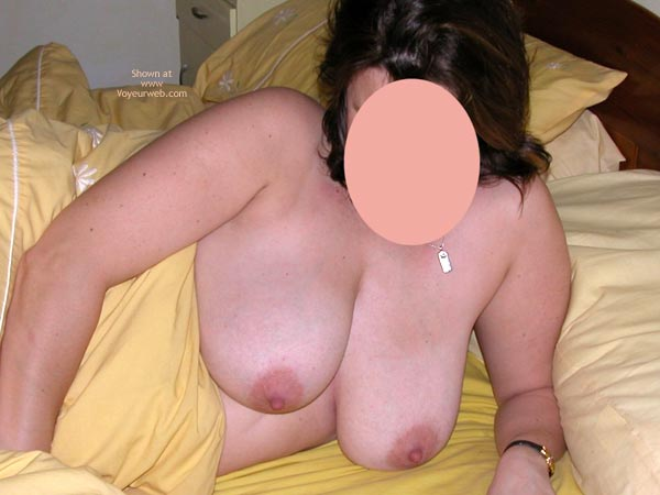 Pic #5 - 1st Time For Busty Wife