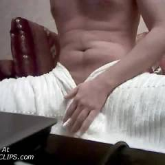 M* Cock On The Towel