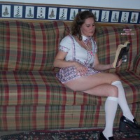 Naughty College Girl