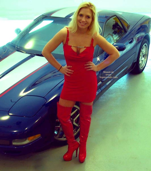 Pic #3 - Candy'S New Vette