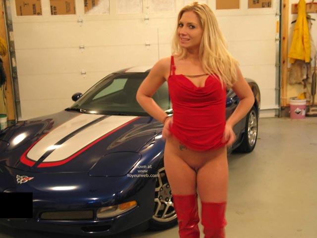 Pic #9 - Candy'S New Vette