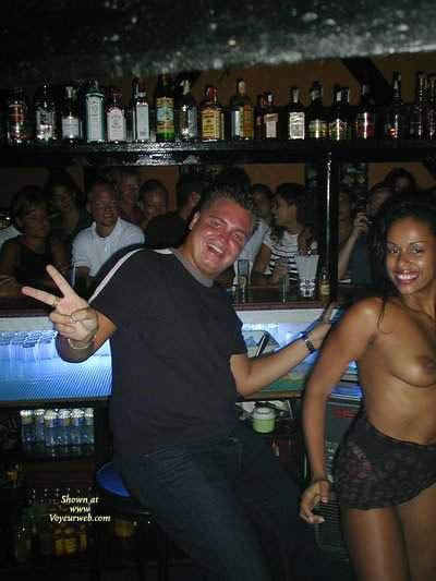 Pic #1 - Bar Stripin , A Strip Contest In A Bar On Mallorca