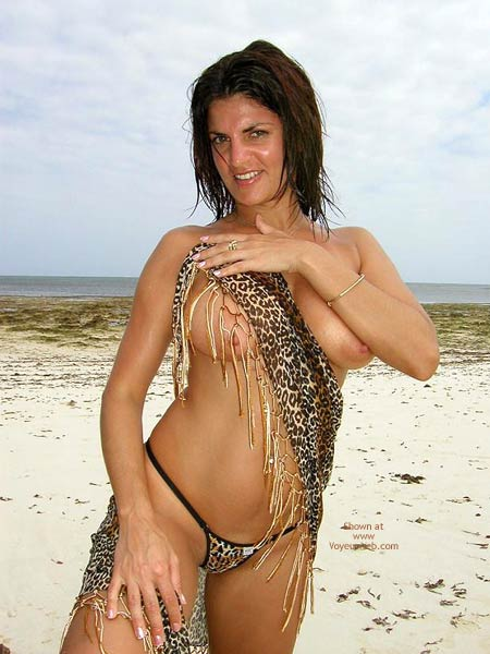 Pic #4 - Vanessa  My Sexy Pareo