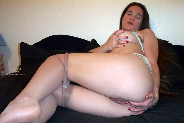 Pic #10 - Angelic Michele Teasing In Pantyhose