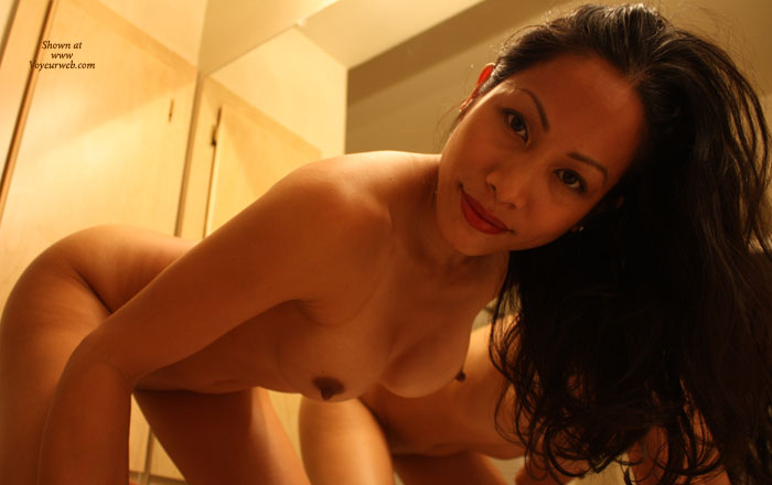 Pic #1 - Asian Wife Doggystyle - Dark Hair, Doggy Style, Erect Nipples, Long Hair, Small Tits, Naked Girl, Nude Amateur , Ass Up, Head Down, Naked Asian On All Fours, On All 4, Asian Chic With Long Nips, Ass In Air, Mirror Reflections, Small Round Tits, Long Erect Nipples, Asian, Small Perky Chest, Nude Asian