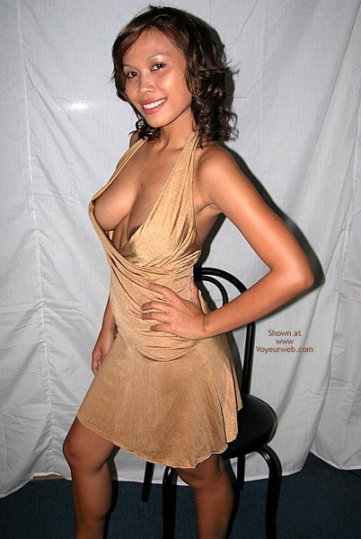 Pic #1 - Spicy Cleavage Dress