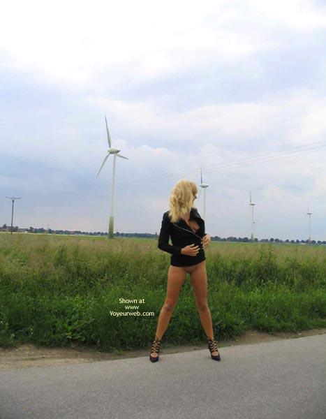 Pic #7 - *Su Ninas Tour In Ihrem Schwarzen Mini