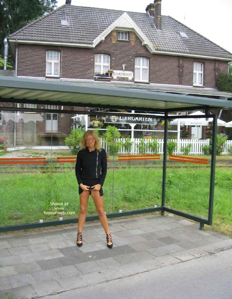 Pic #9 - *Su Ninas Tour In Ihrem Schwarzen Mini
