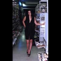 Raven Goes Shopping