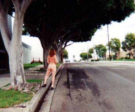 Pic #2 - Melissa #3 - On The Street