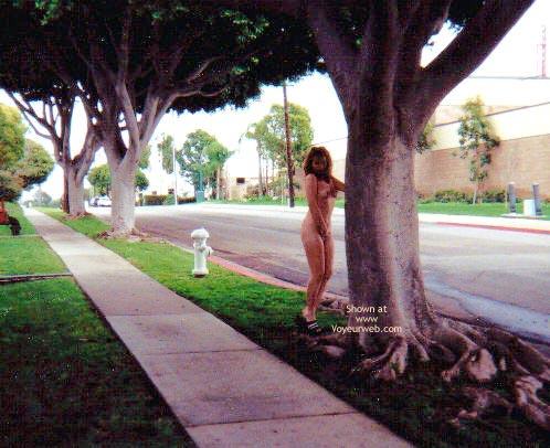 Pic #3 - Melissa #3 - On The Street