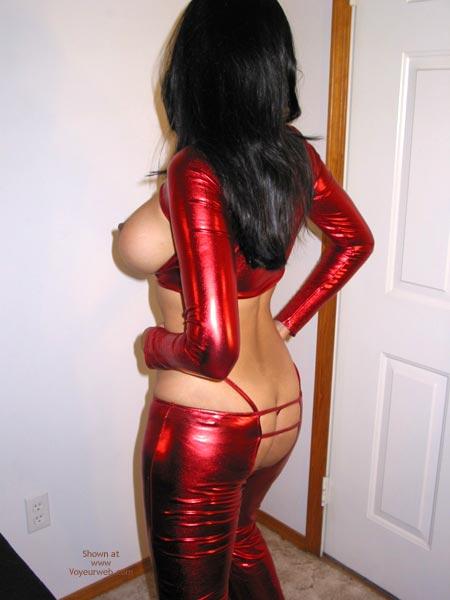 Pic #5 - Stikjock'S Girl Playing Dress Up