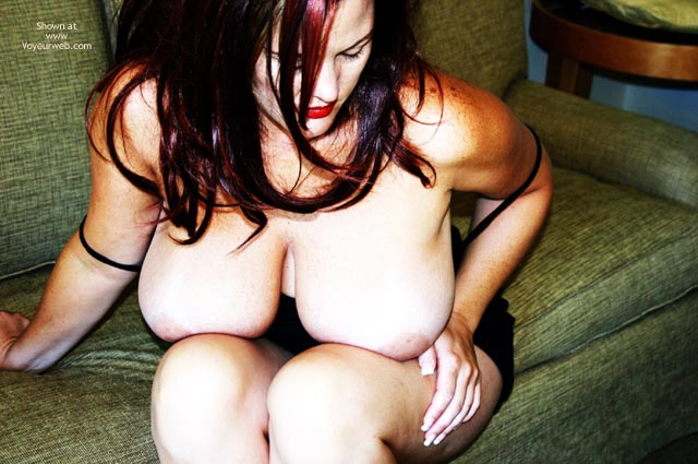 Pic #1 - Big Hanging Boobs, Big Hanging Boobs, Large Full Breasts