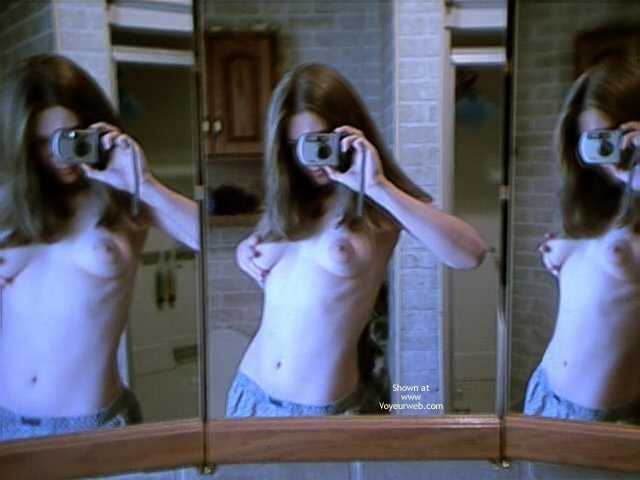 Pic #2 - *Sp Naked In A Mirror