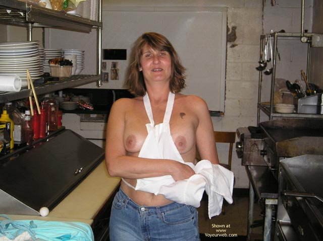 Pic #6 - Who Needs A Top To Cook