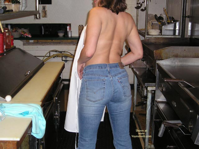 Pic #7 - Who Needs A Top To Cook