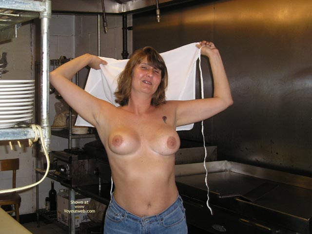 Pic #8 - Who Needs A Top To Cook