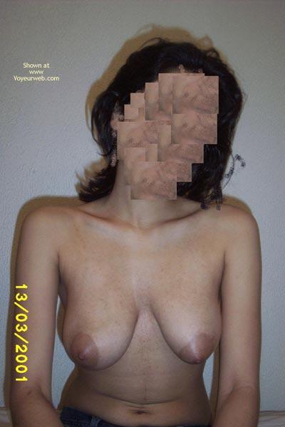Pic #1 - Unaware Indian Girlfriend