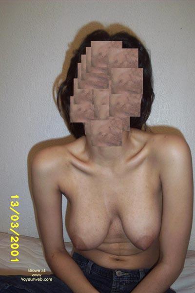 Pic #6 - Unaware Indian Girlfriend