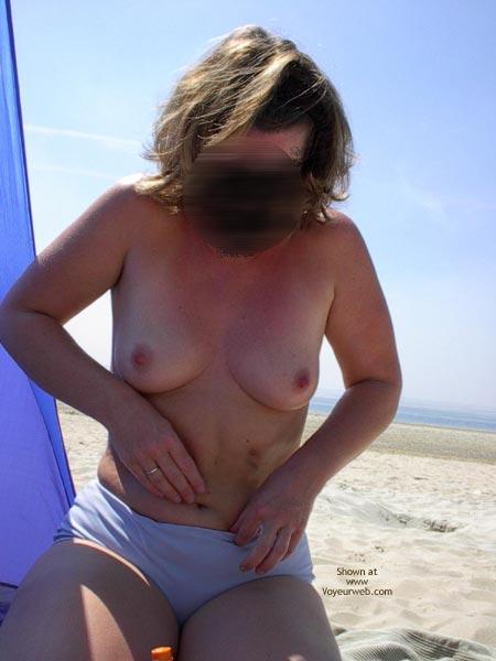 Pic #4 - My Chubby Wife Tanja Likes It