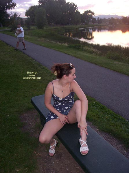 Pic #2 - Myssa'S Sunset Stroll At The Lake