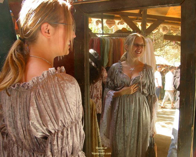 Pic #2 - Leila And Friends At The Faire