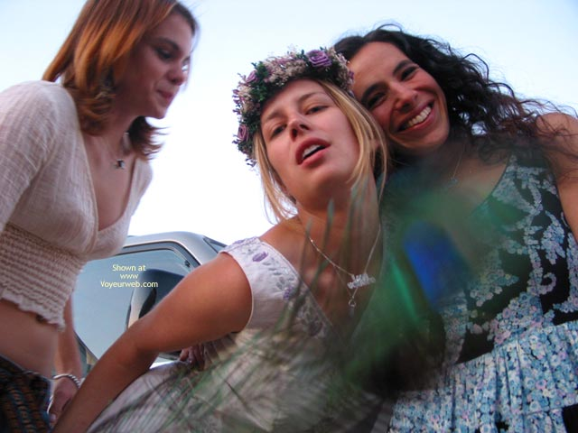 Pic #7 - Leila And Friends At The Faire