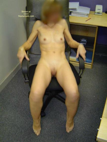 Pic #5 - Eve At The Office
