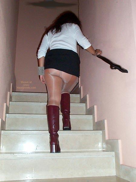 Pic #3 - Mi Novia En Pantyhose