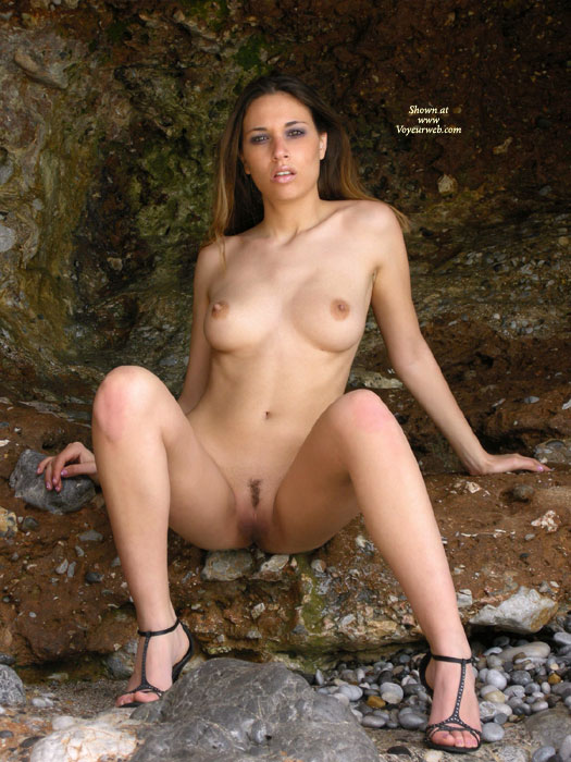 Pic #1 - Red Knees - Brown Hair, Erect Nipples, Firm Tits, Landing Strip, Nude Outdoors, Perfect Tits, Spread Legs, Naked Girl, Nude Amateur, Sexy Face, Sexy Figure , Twat Shot, Sitting Outdoors With Legs Spread, Semi Spread Eagle, Nude In Heels, Light Tan, Open Mouthed, Girl Posing Outdoors, Medium Size Tits