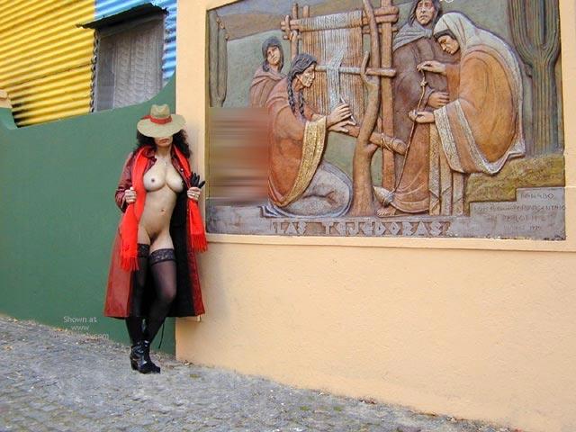 Pic #4 - La Boca Caminito Y Gala