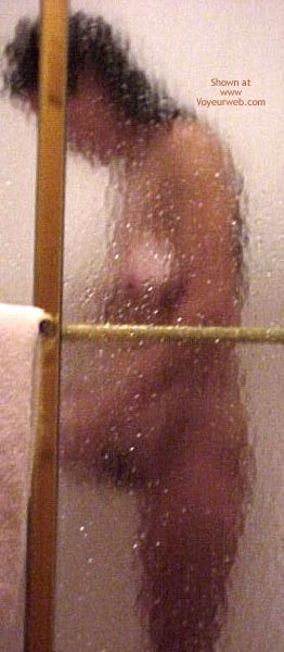 Pic #2 - Gf Before During After Shower