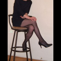 A Beautiful Leggy Woman - More!