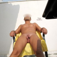 M* Libellula's Hubby On The Terrace 1