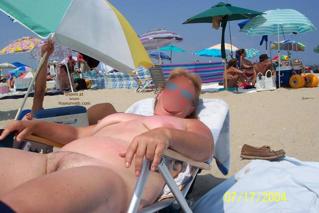 Pic #3 - Another Tough Day At The Beach