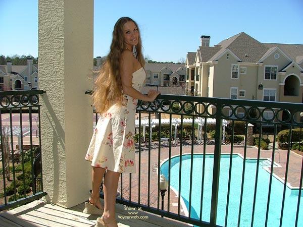 Pic #1 - Good Girl Back W Summer Dress