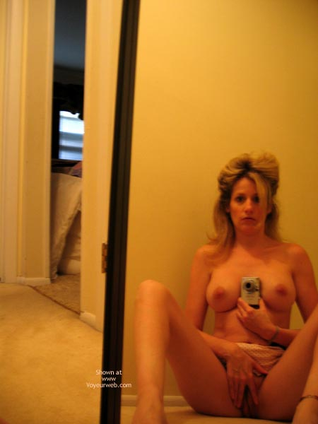 Pic #1 - Self Picture - Big Tits, Mirror Shot, Skirt , Self Picture, Ultra Short Skirt, Spreading Lips, Self Shoot, Big Tits, Showing Pussy, Mirror Shot, Camera In One Hand Pussy In The Other, Self Tits And Pussy Shot
