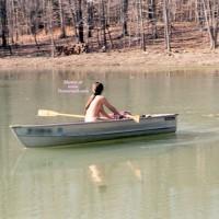 Sun, Boat & A Thong