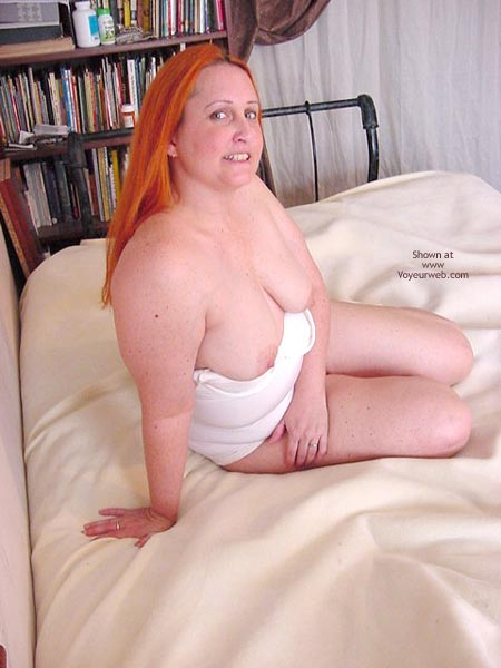 Pic #9 - Naughty Simone Laying In Bed