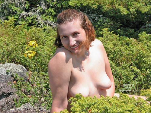 Pic #1 - Naked In A National Park  Different Day