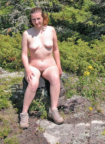 Pic #2 - Naked In A National Park  Different Day