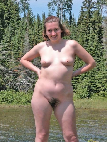 Pic #6 - Naked In A National Park  Different Day