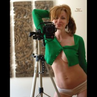 Self-shot Taken In The Mirror - Camel Toe, Large Breasts, Milf, Self Shot, Naked Girl, Nude Amateur , Pouty Lips, Half Dressed, Underwear Model, Non Nude, Whimsical Smile, Directly At Camera, Bj Lips, Self-pic With Tripod & Cameltoe, White Milf, Posing With Camera And Tripod