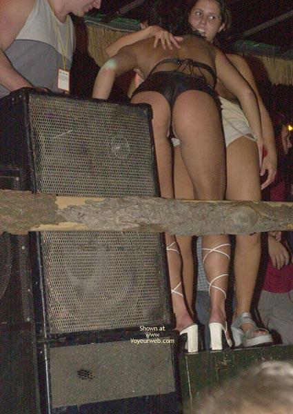 Pic #4 - *GG Drunken girls playing lesbian